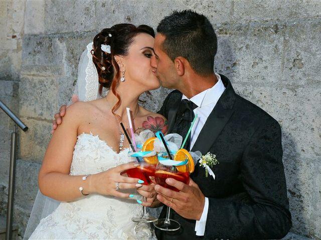Il matrimonio di Claudio e Ornella a Muros, Sassari 6
