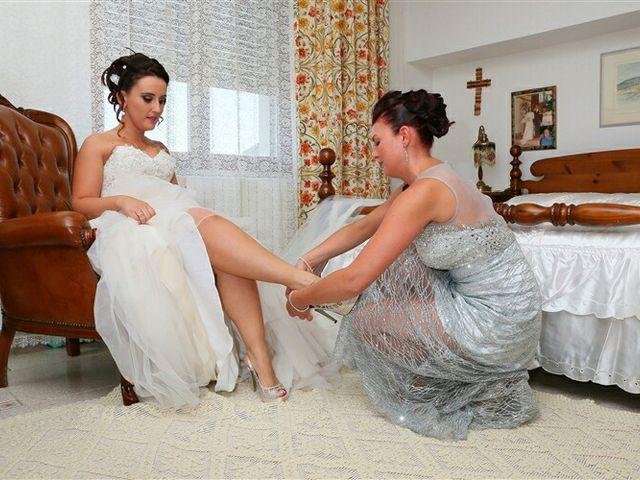 Il matrimonio di Claudio e Ornella a Muros, Sassari 7