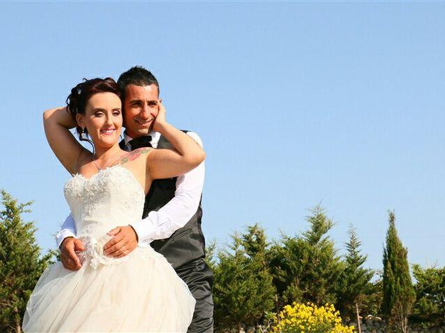 Il matrimonio di Claudio e Ornella a Muros, Sassari 9