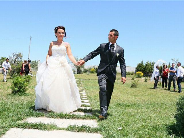Il matrimonio di Claudio e Ornella a Muros, Sassari 10