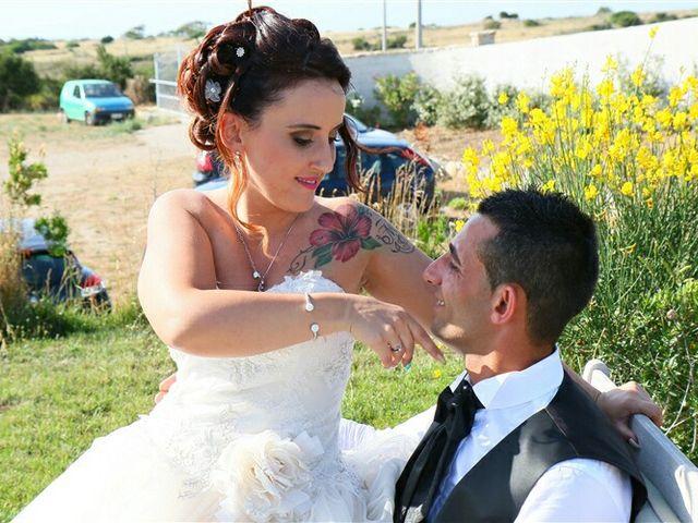 Il matrimonio di Claudio e Ornella a Muros, Sassari 13