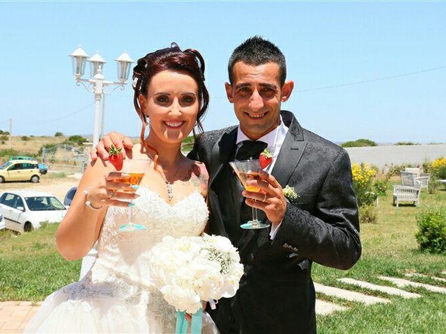 Il matrimonio di Claudio e Ornella a Muros, Sassari 14