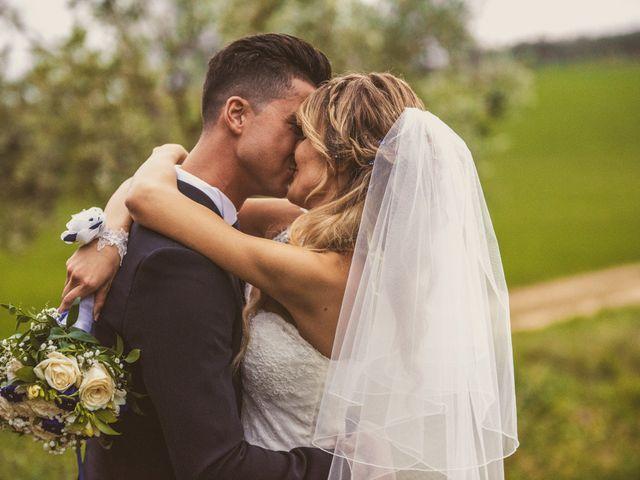 Il matrimonio di Marco e Francesca a Rimini, Rimini 1