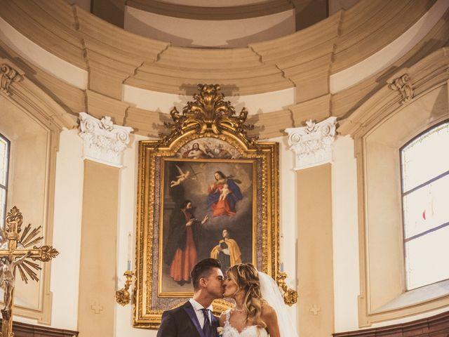 Il matrimonio di Marco e Francesca a Rimini, Rimini 30