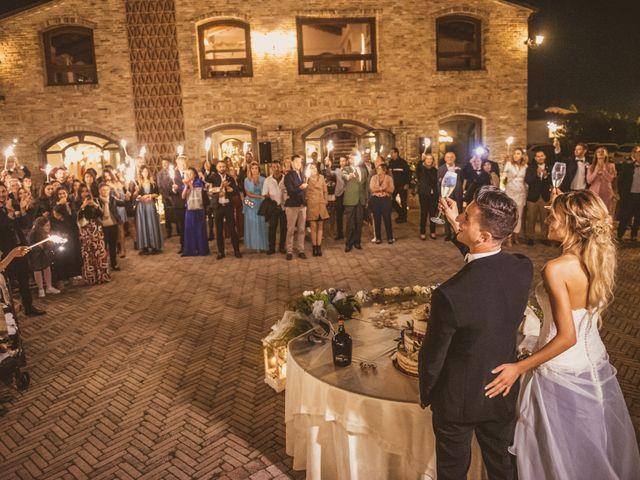 Il matrimonio di Marco e Francesca a Rimini, Rimini 39
