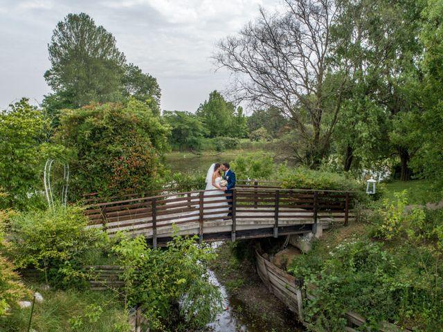 Il matrimonio di Roberto e Lisa a Cura Carpignano, Pavia 2