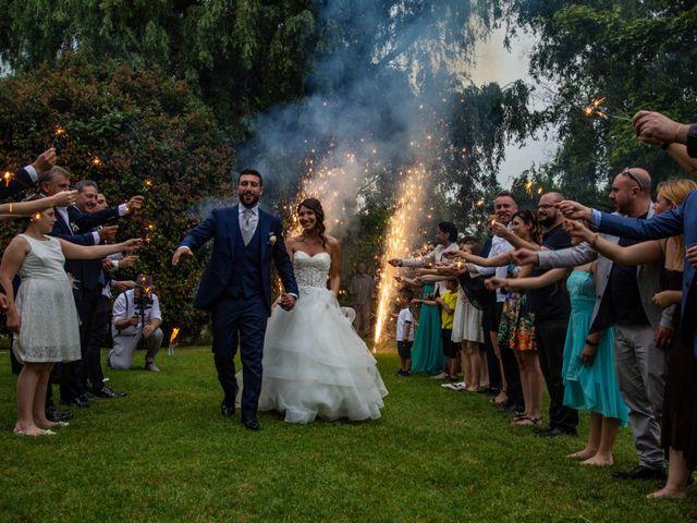 Il matrimonio di Roberto e Lisa a Cura Carpignano, Pavia 12