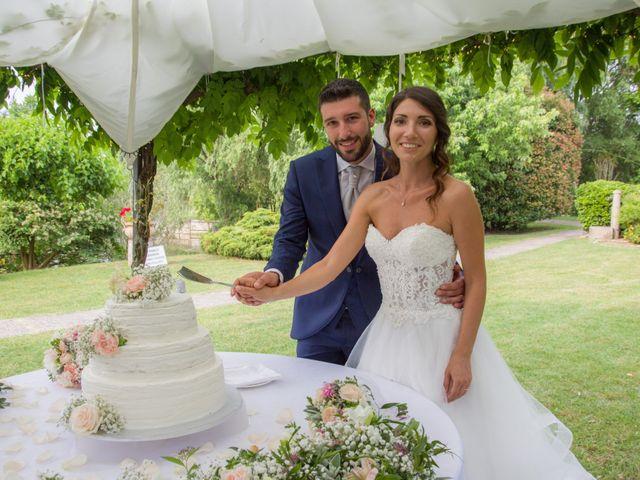Il matrimonio di Roberto e Lisa a Cura Carpignano, Pavia 13