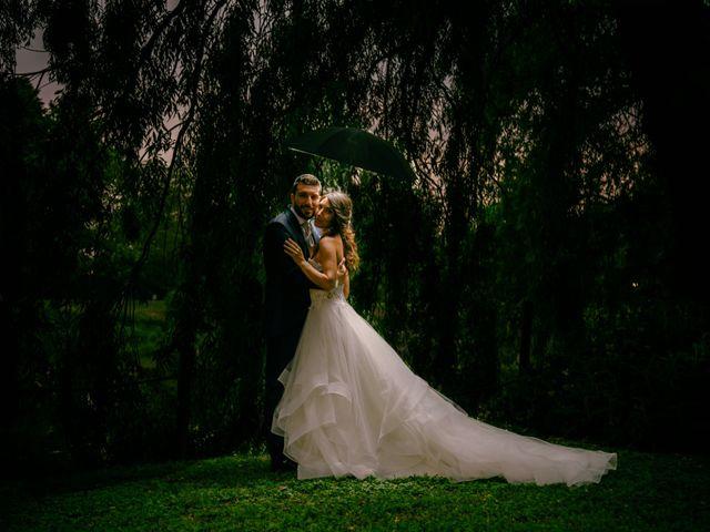 Il matrimonio di Roberto e Lisa a Cura Carpignano, Pavia 15
