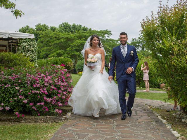 Il matrimonio di Roberto e Lisa a Cura Carpignano, Pavia 18