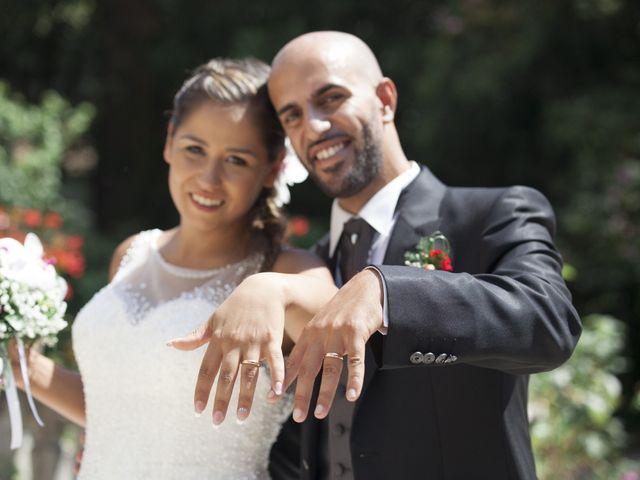 Le nozze di Dora e Danilo