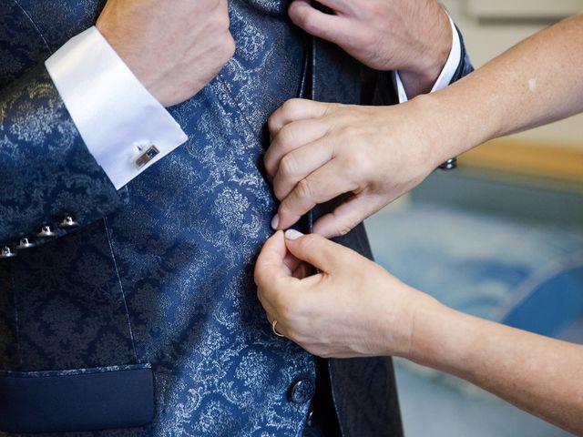 Il matrimonio di Veronica e Alessandro a Castellina in Chianti, Siena 5