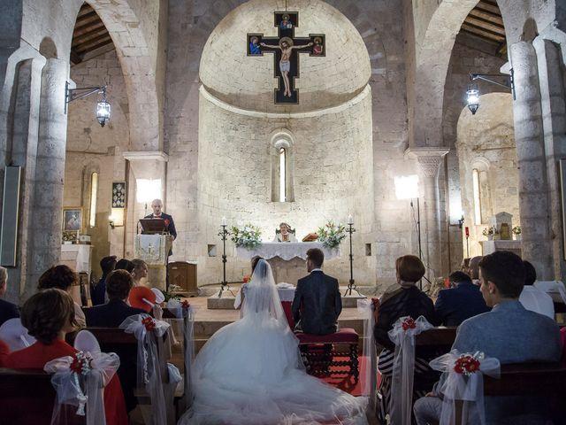 Il matrimonio di Veronica e Alessandro a Castellina in Chianti, Siena 26