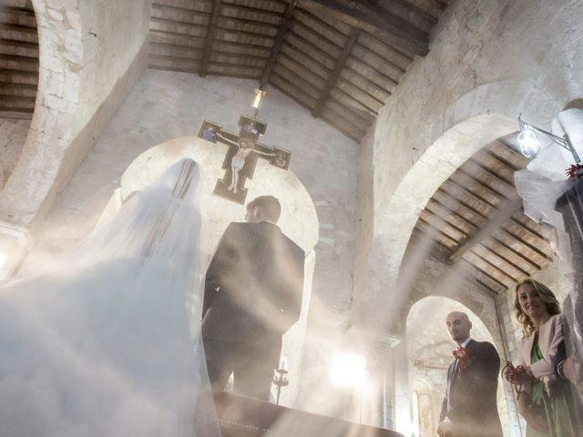 Il matrimonio di Veronica e Alessandro a Castellina in Chianti, Siena 27