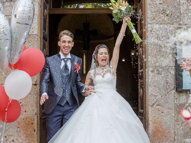 Il matrimonio di Veronica e Alessandro a Castellina in Chianti, Siena 28
