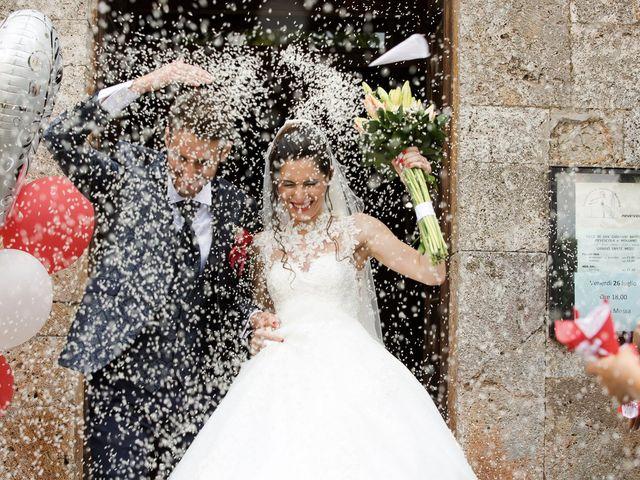 Il matrimonio di Veronica e Alessandro a Castellina in Chianti, Siena 29