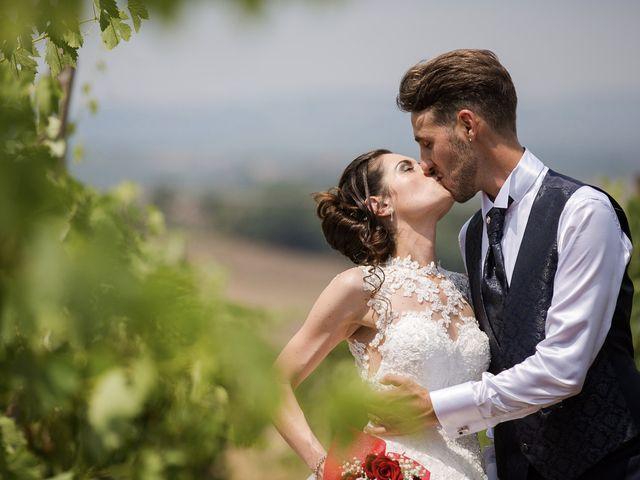 Il matrimonio di Veronica e Alessandro a Castellina in Chianti, Siena 36