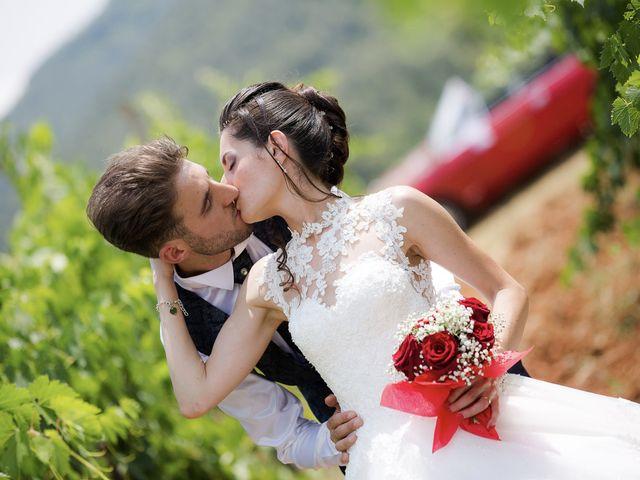 Il matrimonio di Veronica e Alessandro a Castellina in Chianti, Siena 1