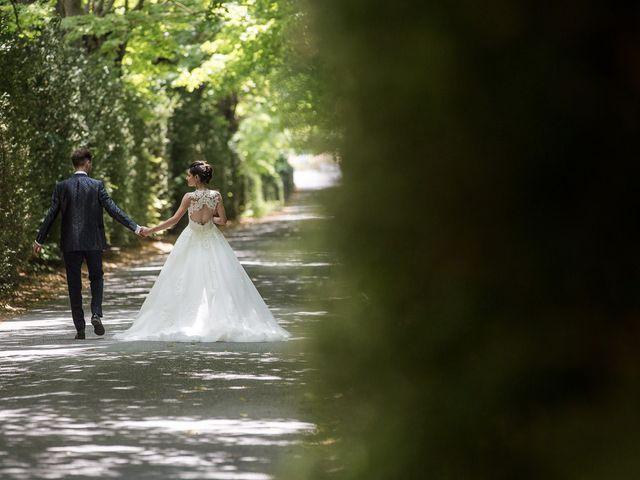 Il matrimonio di Veronica e Alessandro a Castellina in Chianti, Siena 38