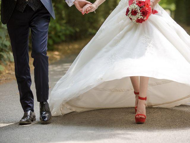 Il matrimonio di Veronica e Alessandro a Castellina in Chianti, Siena 2