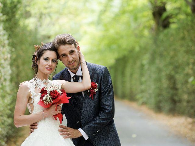 Il matrimonio di Veronica e Alessandro a Castellina in Chianti, Siena 39