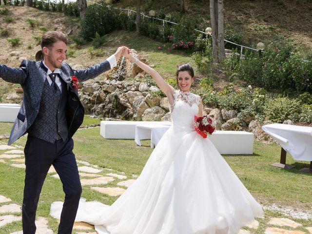 Il matrimonio di Veronica e Alessandro a Castellina in Chianti, Siena 40