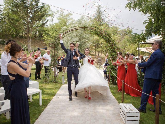 Il matrimonio di Veronica e Alessandro a Castellina in Chianti, Siena 42