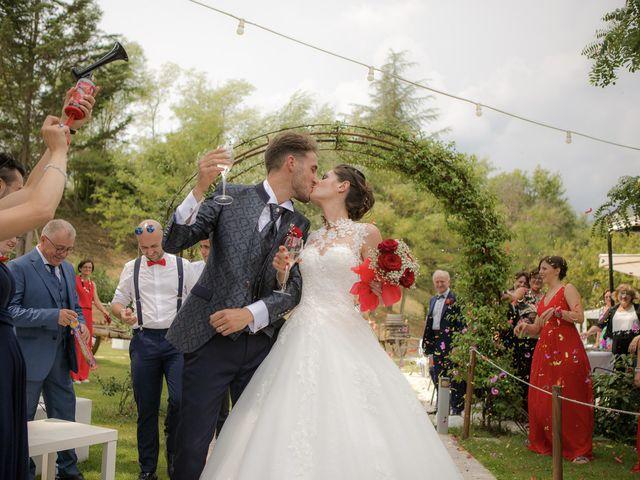 Il matrimonio di Veronica e Alessandro a Castellina in Chianti, Siena 43