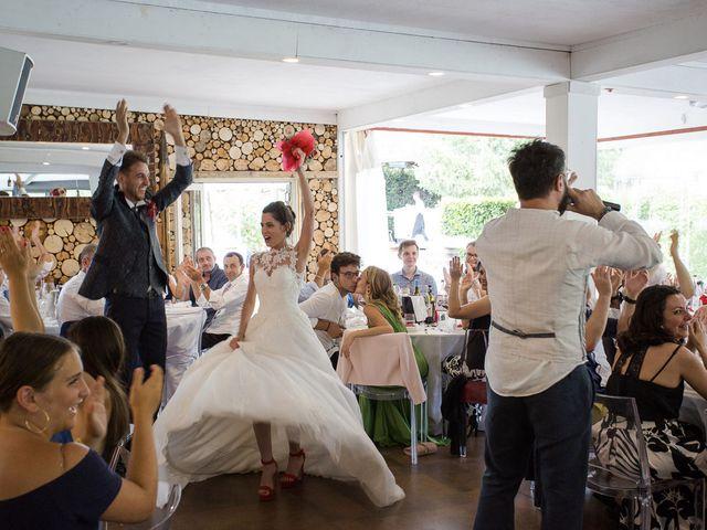 Il matrimonio di Veronica e Alessandro a Castellina in Chianti, Siena 45