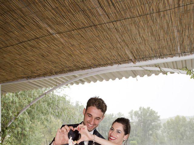 Il matrimonio di Veronica e Alessandro a Castellina in Chianti, Siena 50