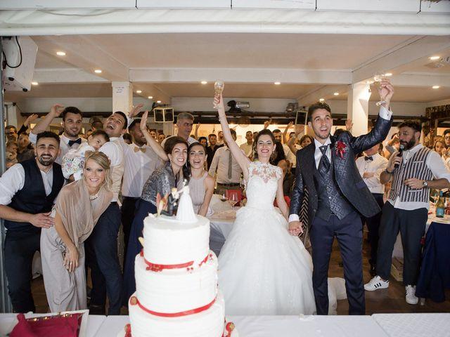 Il matrimonio di Veronica e Alessandro a Castellina in Chianti, Siena 52
