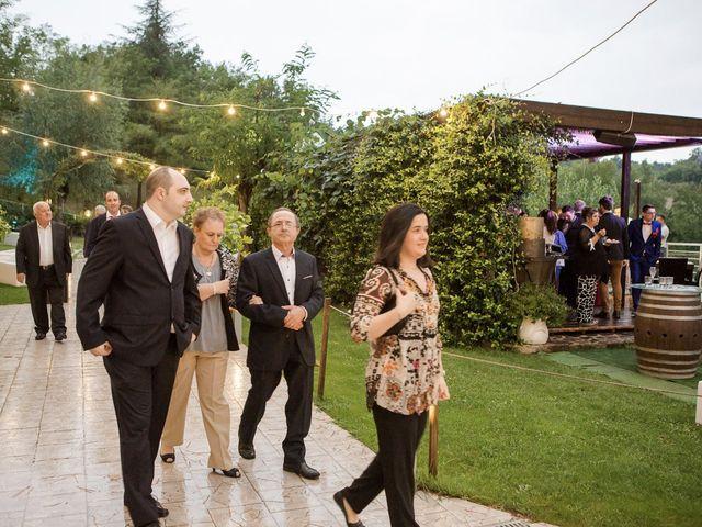 Il matrimonio di Veronica e Alessandro a Castellina in Chianti, Siena 55