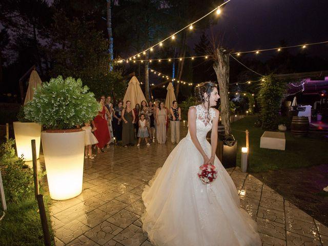 Il matrimonio di Veronica e Alessandro a Castellina in Chianti, Siena 58