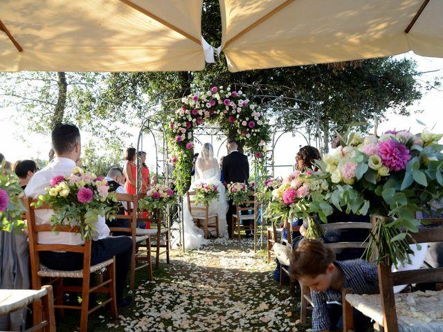 Il matrimonio di Claudia e Marco a Fiumicino, Roma 7
