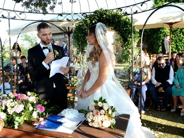 Il matrimonio di Claudia e Marco a Fiumicino, Roma 8