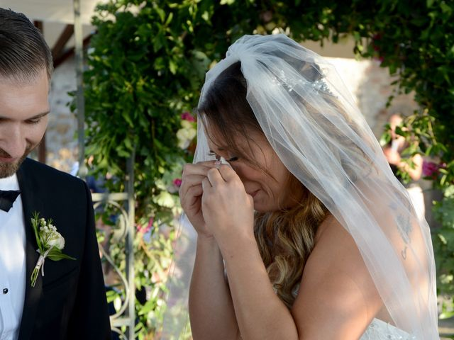 Il matrimonio di Claudia e Marco a Fiumicino, Roma 9