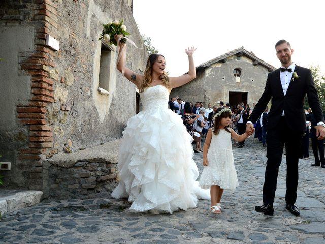 Il matrimonio di Claudia e Marco a Fiumicino, Roma 11