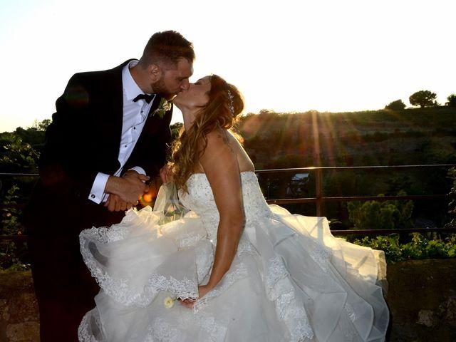 Il matrimonio di Claudia e Marco a Fiumicino, Roma 15