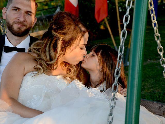 Il matrimonio di Claudia e Marco a Fiumicino, Roma 17