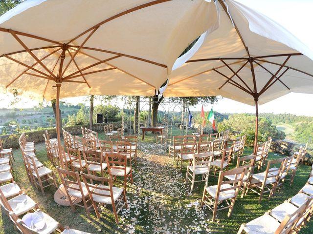 Il matrimonio di Claudia e Marco a Fiumicino, Roma 27
