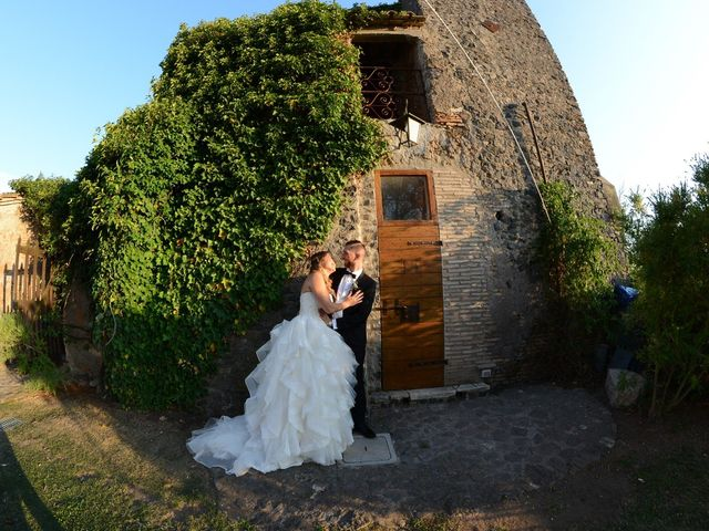 Le nozze di Marco e Claudia