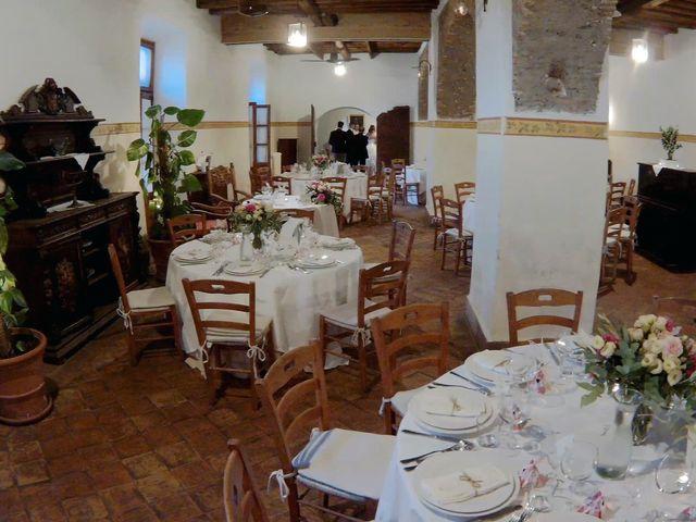 Il matrimonio di Claudia e Marco a Fiumicino, Roma 22