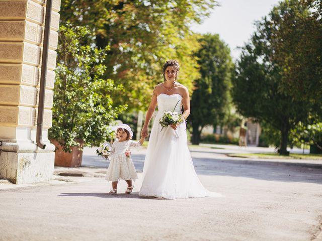 Il matrimonio di Mirko e Giulia a Gorgo al Monticano, Treviso 7