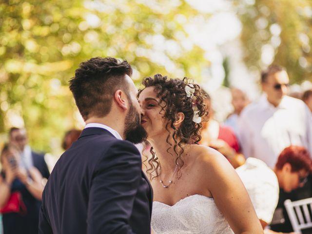 Il matrimonio di Mirko e Giulia a Gorgo al Monticano, Treviso 8