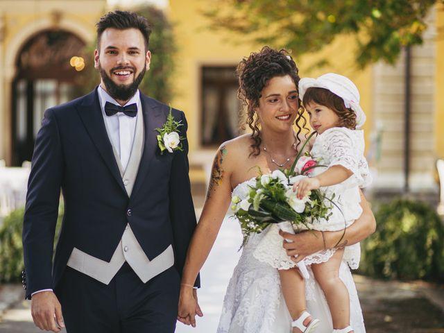 Il matrimonio di Mirko e Giulia a Gorgo al Monticano, Treviso 9