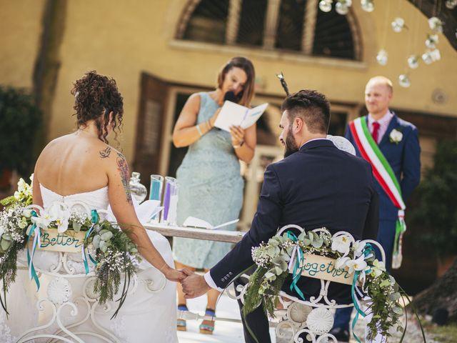Il matrimonio di Mirko e Giulia a Gorgo al Monticano, Treviso 10
