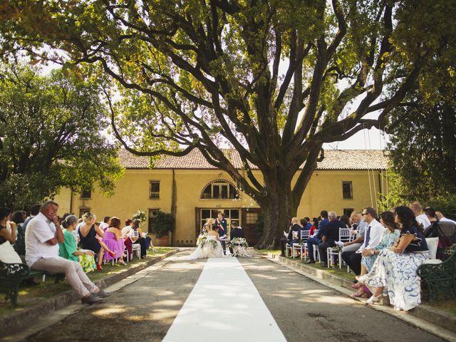 Il matrimonio di Mirko e Giulia a Gorgo al Monticano, Treviso 11
