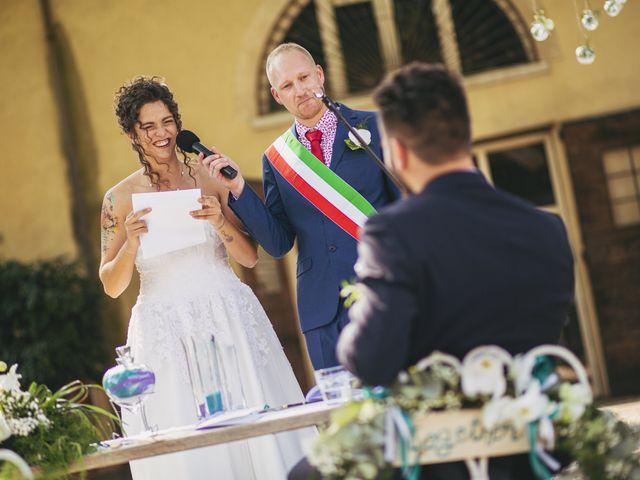 Il matrimonio di Mirko e Giulia a Gorgo al Monticano, Treviso 12
