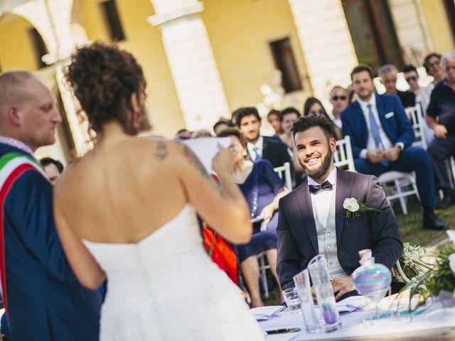 Il matrimonio di Mirko e Giulia a Gorgo al Monticano, Treviso 13