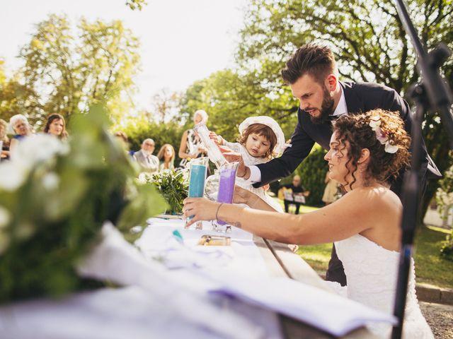 Il matrimonio di Mirko e Giulia a Gorgo al Monticano, Treviso 14
